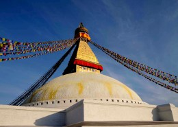 Lo Stupa di Boudha