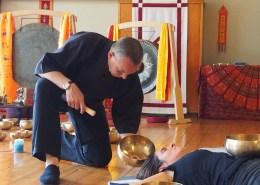 Dario Gasparato - I corpi sottili - Corso di Campane Tibetane