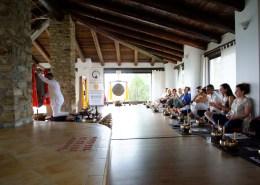 Campane TibetaneTorino: seminario residenziale