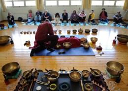 Campane Tibetane: Master Kundalini, Dario Gasparato