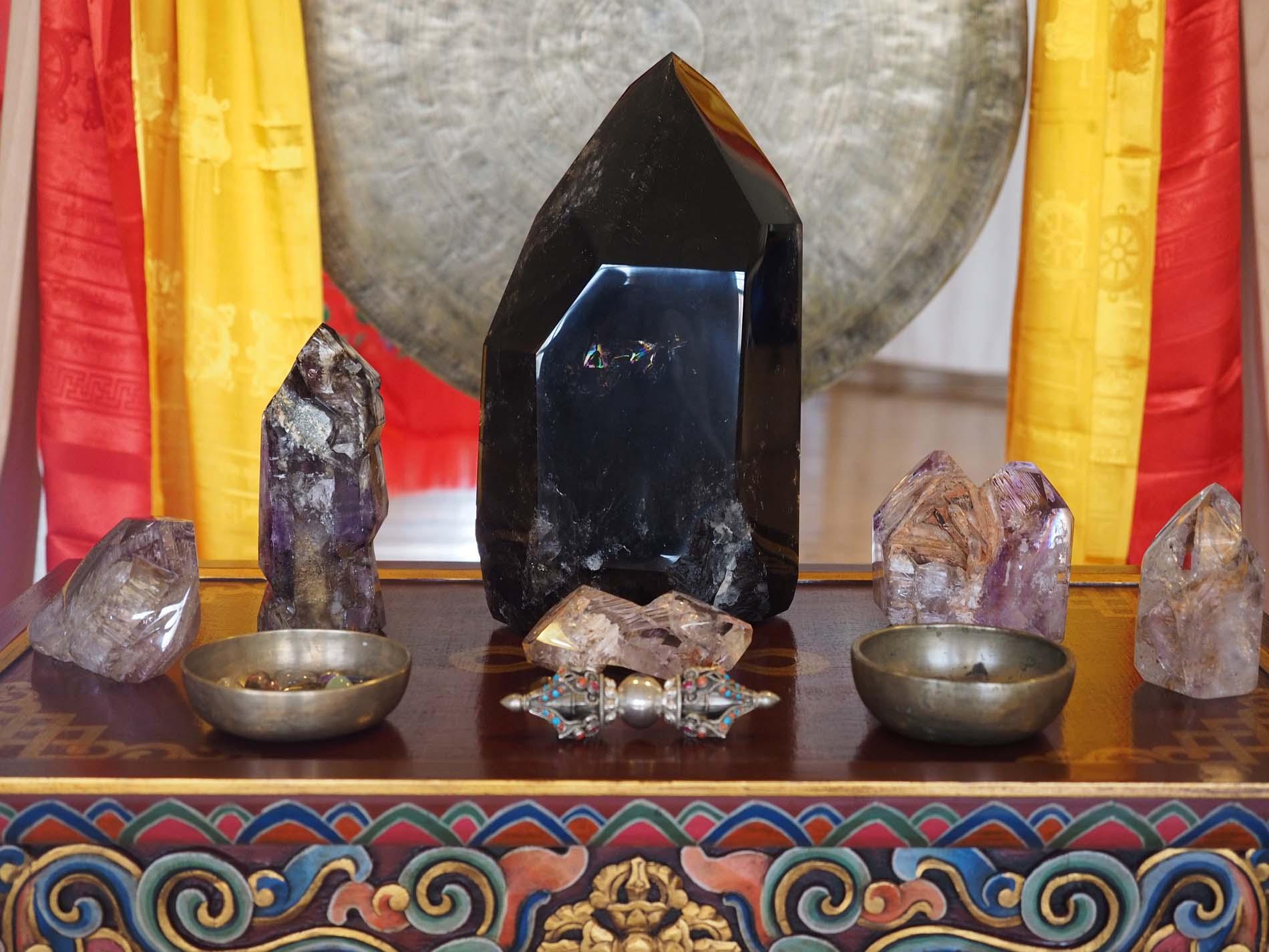 Campane Tibetane Torino Master Crystal
