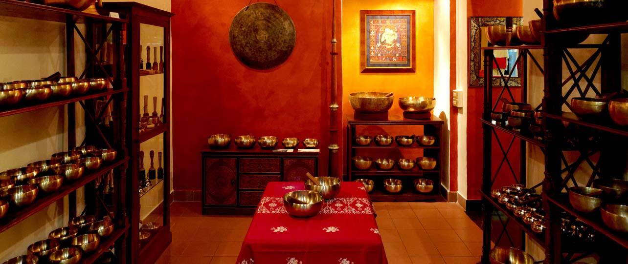 Singing Bowls Centre: Le Campana Tibetane a Torino
