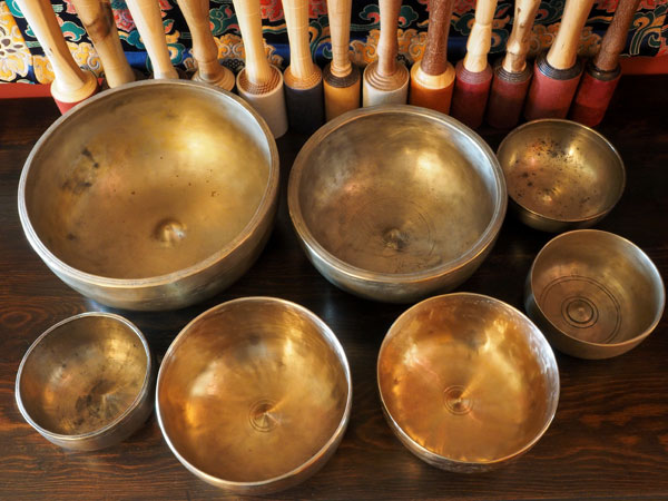 Campane Tibetane Vendita Lingam