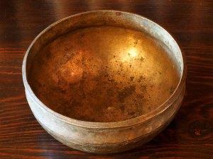 Campana Tibetana Lingam Ultabati