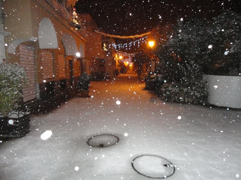 Neve a Capri  Ischia e gelo in tutta la Campania  Gli articoli di Campanialiveit