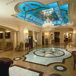 Campaniameteoit  Grand Hotel Vanvitelli  Caserta Reggia  Hotel Caserta