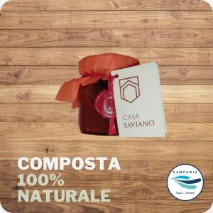 Composta naturale di Zucca Pompemo e Peperoncino