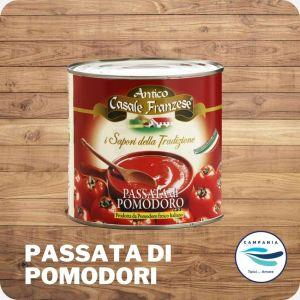 Giulio Franzese Passata di Pomodori
