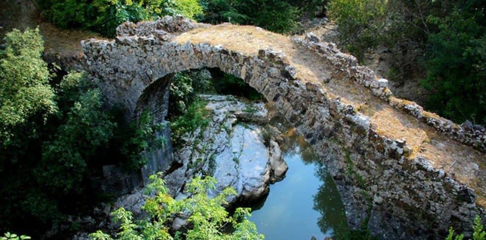 Oasi WWF Morigerati - Ponte