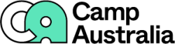 Camp Australia. Guiding children