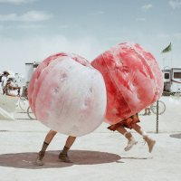 2016 Burning Man – Awesomeball was a huge success!