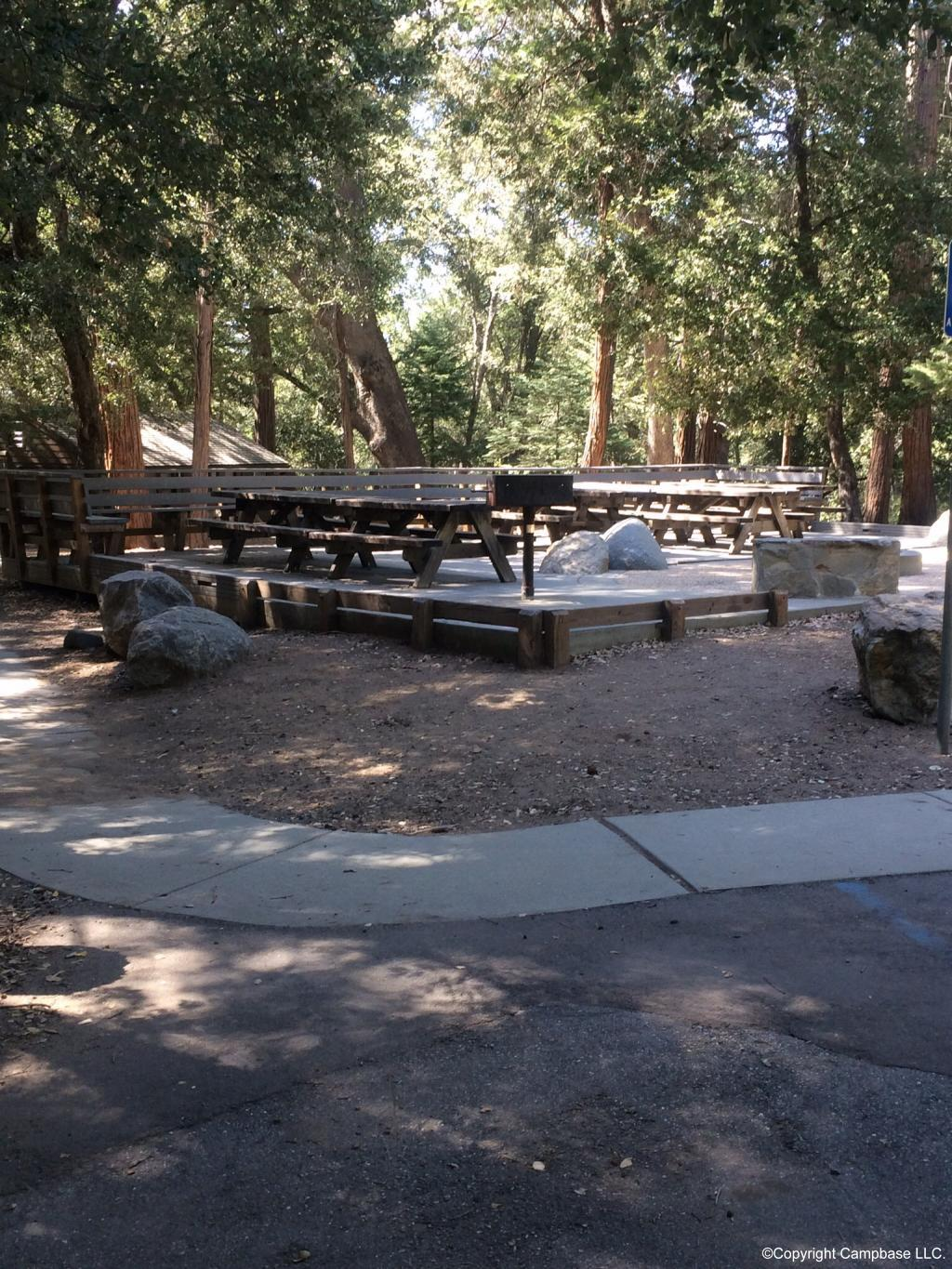 kitchen picnic table rooster rugs cedar grove group camp palomar mountain sp ,palomar ...