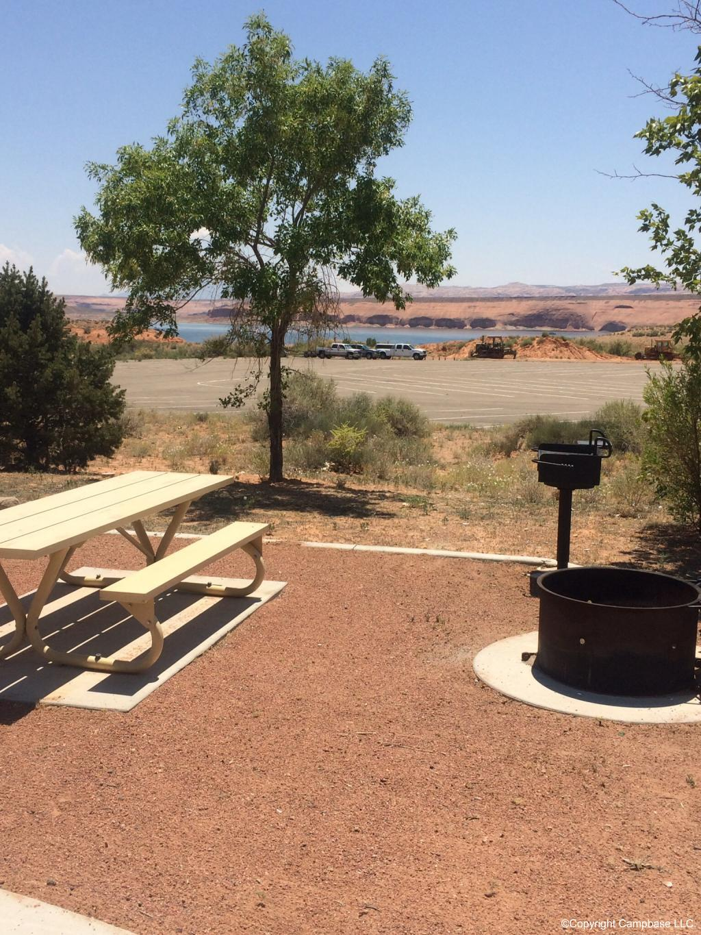 Bullfrog Basin Campground Lake Powell Bullfrog Utah