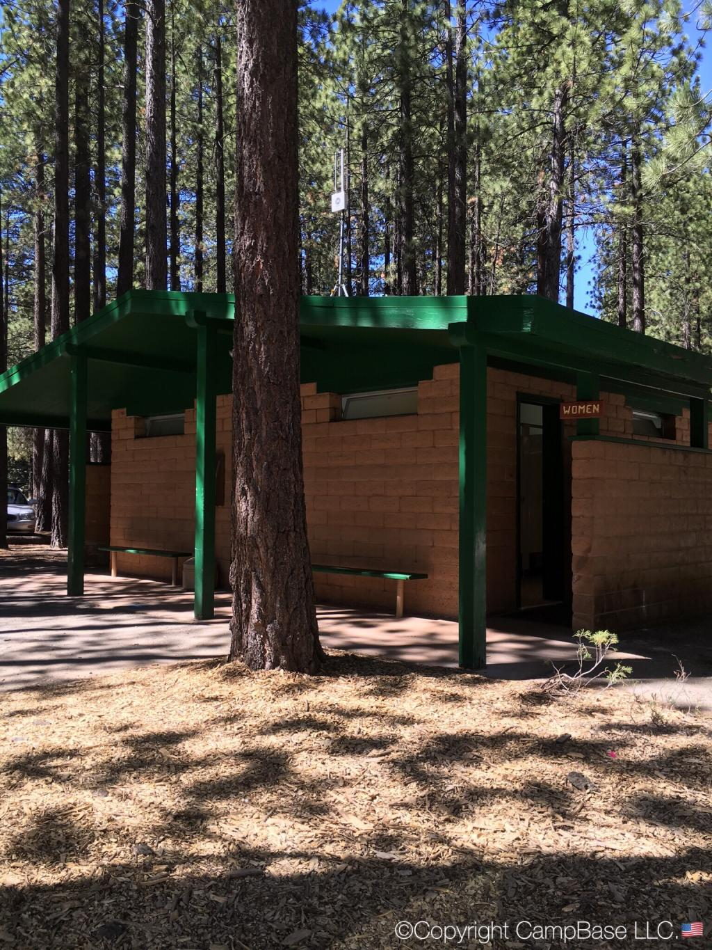 Tahoe Valley Campground South Lake Tahoe California
