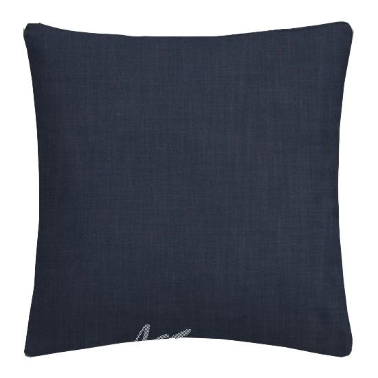 clarke and clarke vienna navy cushion covers