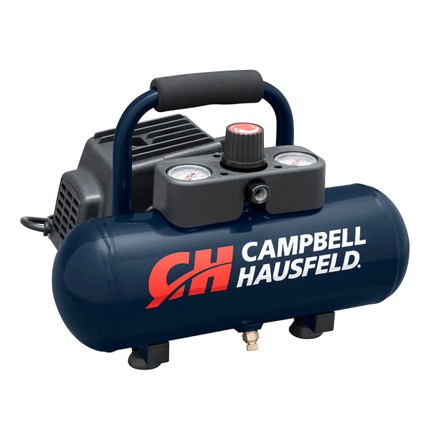 Air Compressor 1 Gallon Horizontal - Campbell Hausfeld Dc010000