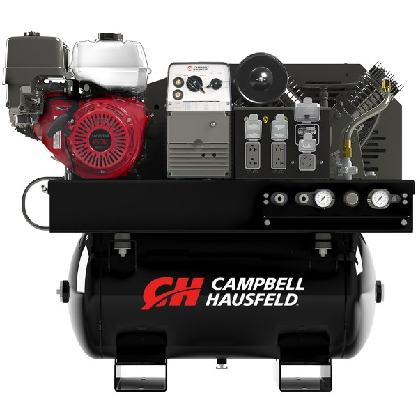 Air Compressor Generator Welder 30 Gallon - Campbell Hausfeld Gr3200