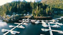 Campbell River Fishing Resorts