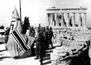 The Germans have been to Athens before....