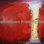 Original Arwork for Sale at Campbelltown Framing Gallery red