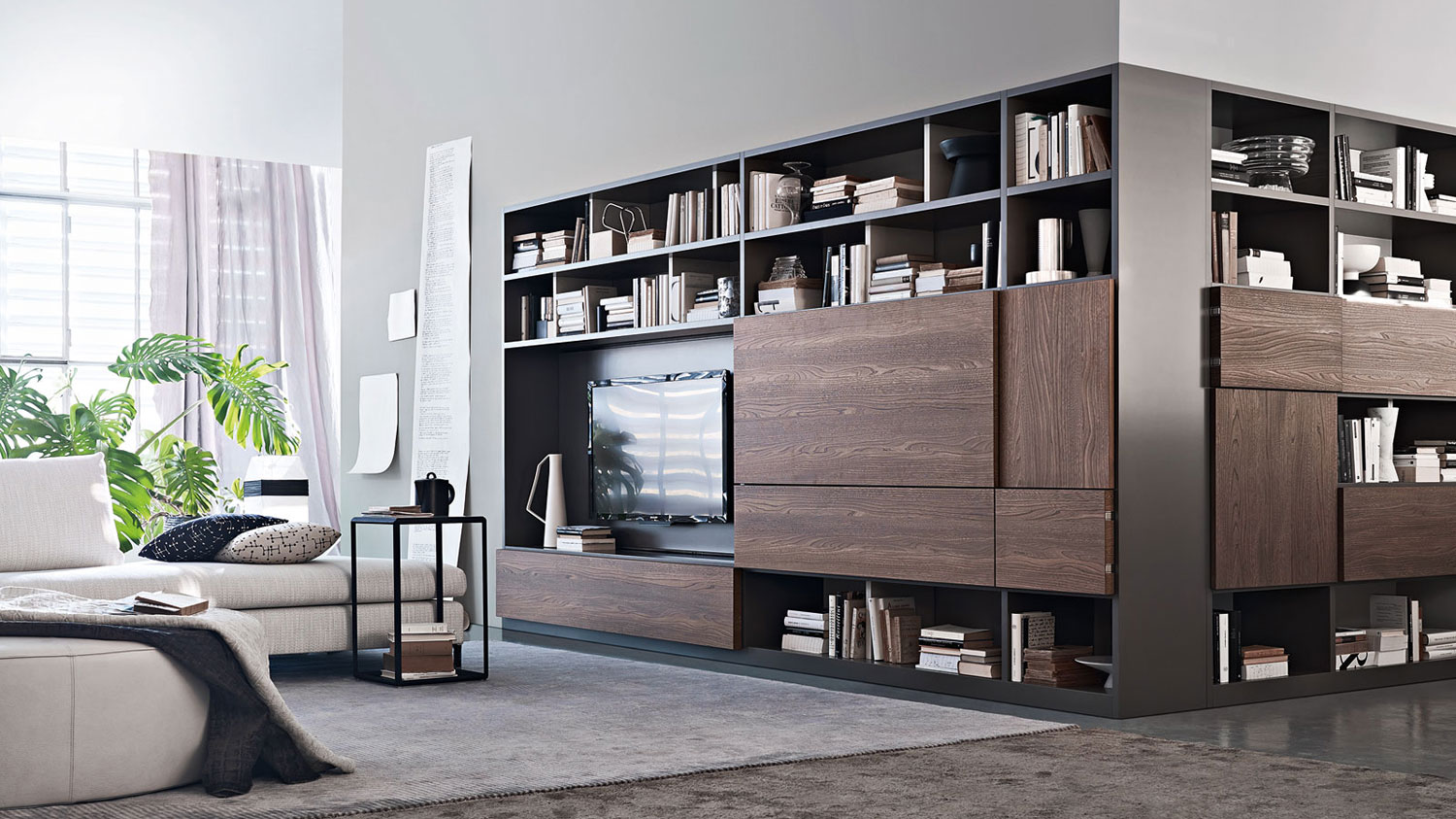 Molteni  C 505 Storage System  buy from Campbell Watson