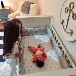 Nico's Nautical Nursery