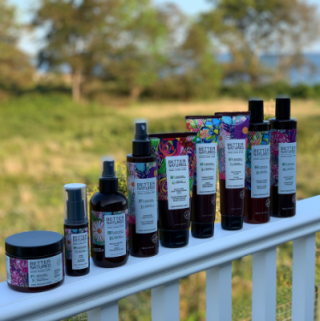 The Better Natured hair care line by Zotos