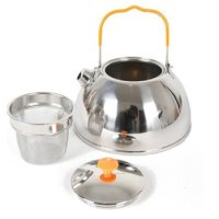 BRS 1.1l Camping Teapot Outdoor Teapot Coffee Pot Brs-ts07