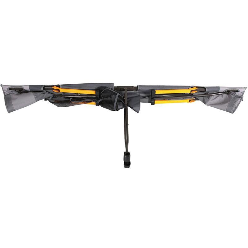 OZtrail Easy Fold Stretcher Low Rise Single