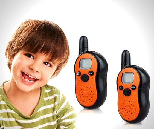 Kids Walkie Talkie Set