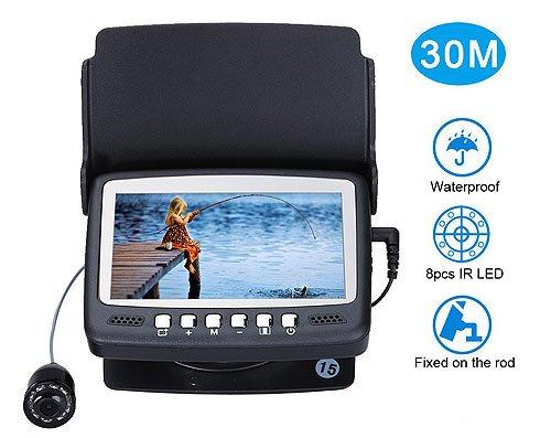 Eyoyo 15M 4.3 LCD Ice-Sea Fish Finder