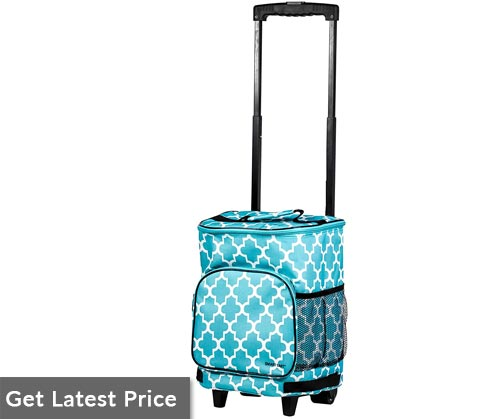 dbest products Ultra Compact Cooler Smart Cart
