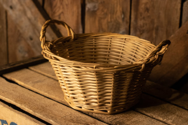 #23 Wicker Basket