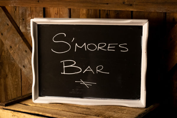 #48 S'more Sign