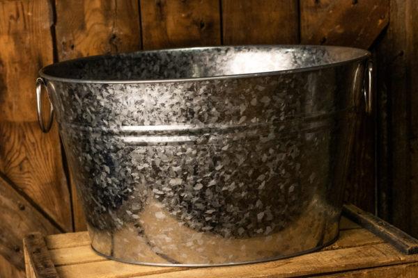#30 Silver Bucket