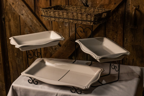 #31 Food Tray Stand