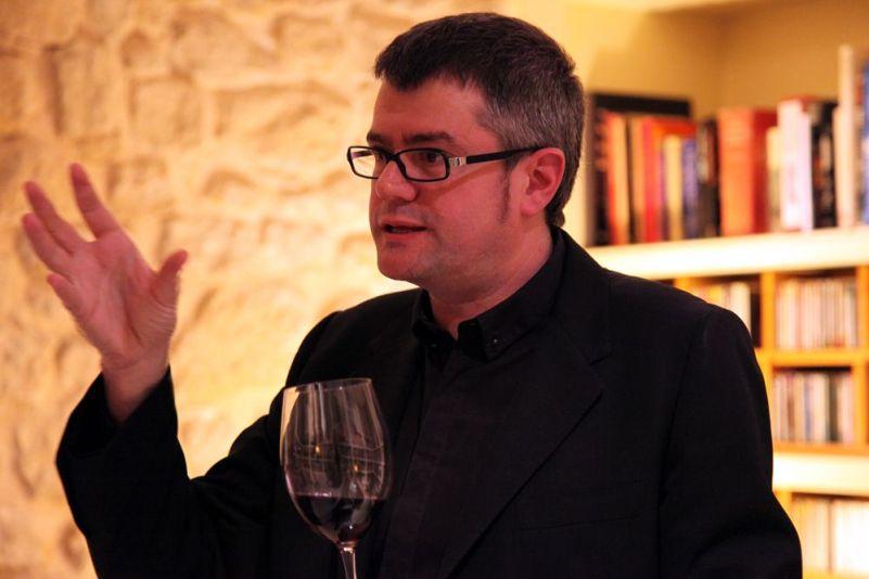 Javier Andrés, Director del Grupo La Sucursal de Valencia