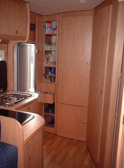 Cucine Camper e Caravan  ALBI  Verona