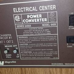 110 Wiring Diagram Residential Symbols New Or Used Power Converter? - Campercommunity Forums