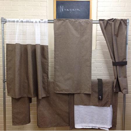 Fleetwood Coleman Niagara Camper Curtains