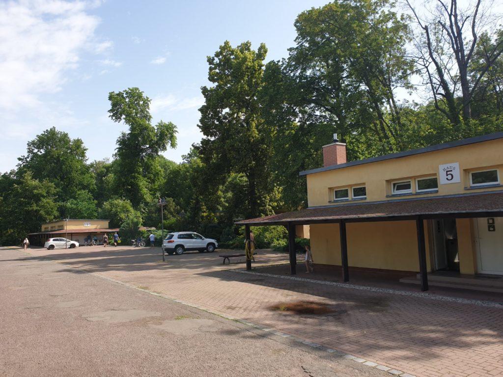 Knaus Campingpark Leipzig  2019  Camperei