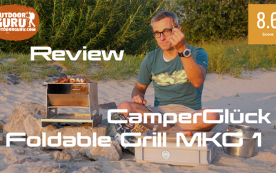 CamperGlück Foldable Grill MKG 1 Review – outdoorguru