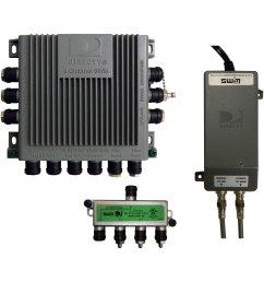 winegard directv multi switch kit [ 3000 x 3000 Pixel ]