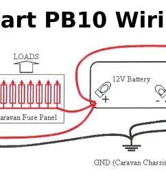 powerpart pb10 caravan transformer 12v converter 7 5a 90w output caravan transformer wiring diagram [ 2000 x 972 Pixel ]