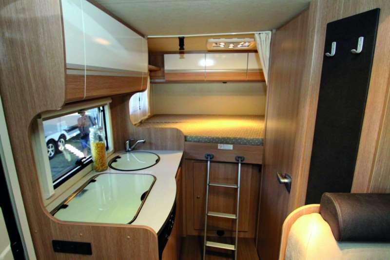 Sunlight T60  Colpo docchio sul camper  Camper Life