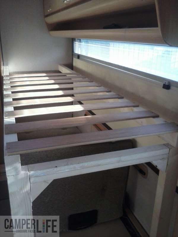 Ricavare un letto a castello da dinette Arca New Dealy 618