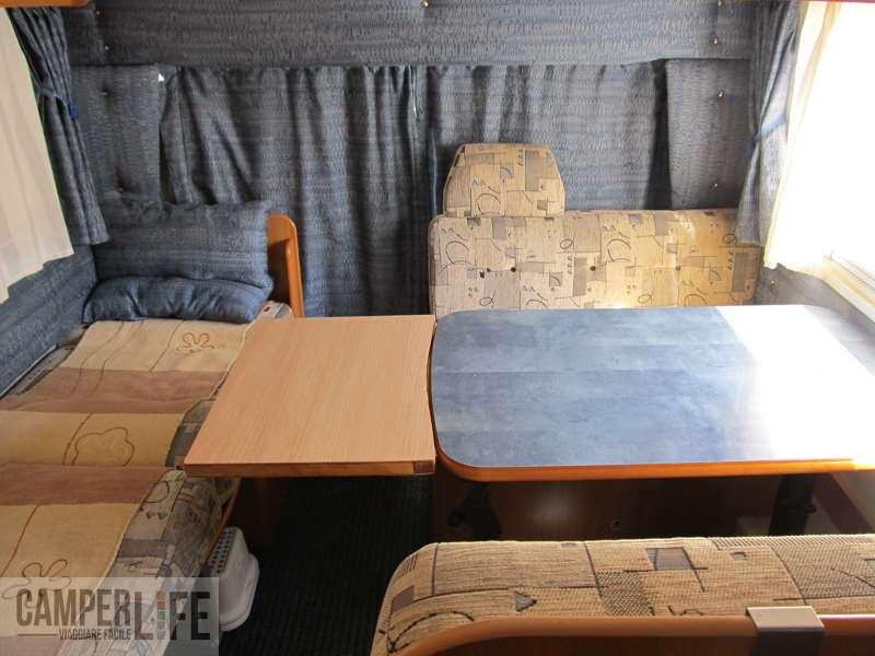 Realizzare una prolunga per il tavolo del camper  CamperLife