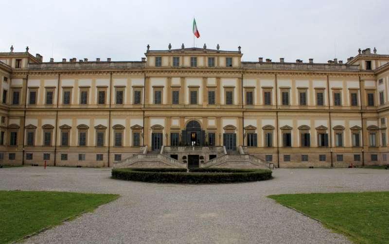 Expo in camper Parco di Monza e Villa Reale Brianza