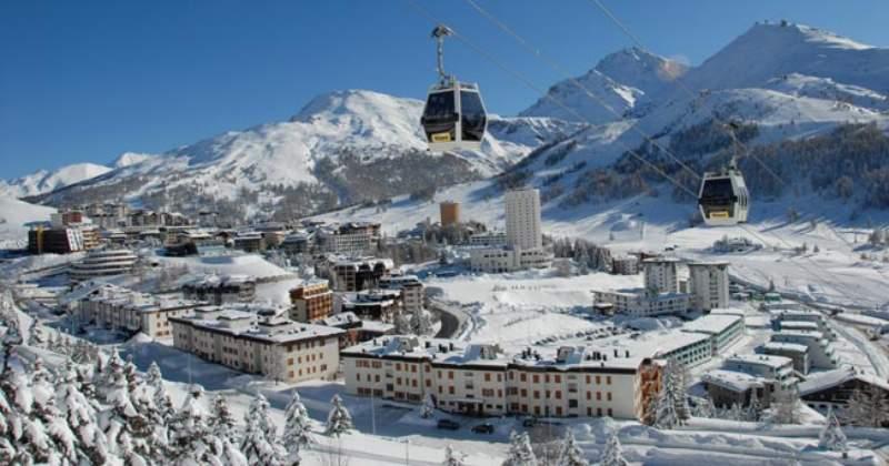 In camper con gli sci Piemonte e Valle dAosta  CamperLife