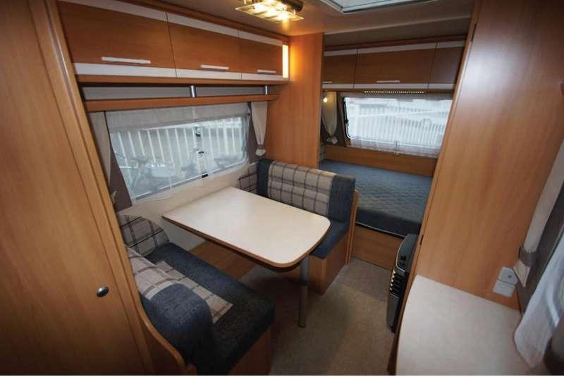 Test caravan Sterckeman Aliz 420 CP  Camper Life